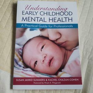 Child development psychology book